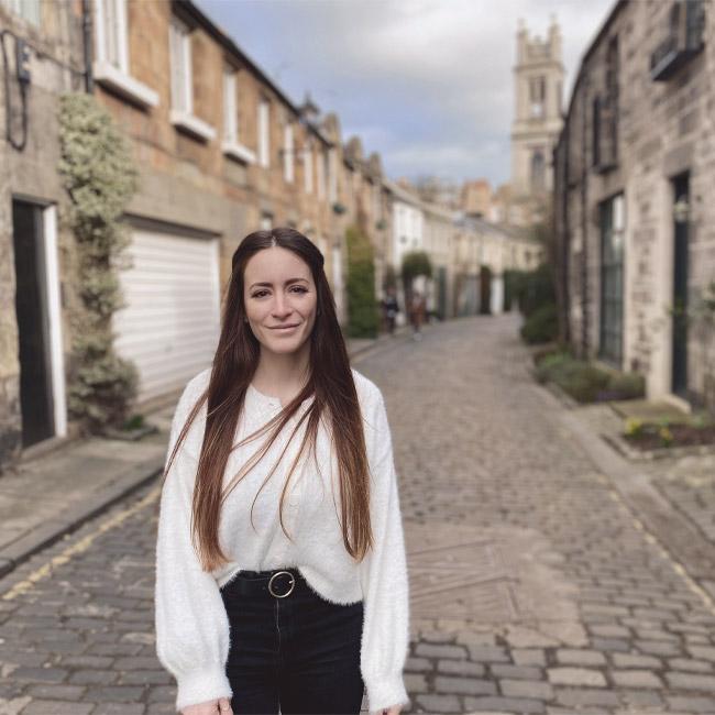 Marina Psicóloga en Edimburgo